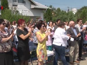 """Complexul de Recuperare """"Blijdorp – O Nouă Viaţă"""" a marcat ieri 15 ani de la înfiinţare"""