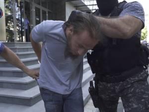 """Ucigaşul poliţistului de pe peronul gării: """"Nu îmi pare rău"""""""