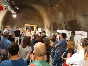 """Au început Zilele Culturii Urbane la """"Uzina de apă"""" Suceava"""