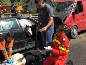 Un fost poliţist de frontieră şi-a pierdut viaţa într-un grav accident petrecut la Brodina