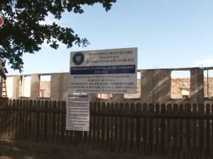 Investiţii de peste 400.000 de euro pentru modernizarea şcolii gimnaziale din Fântâna Mare