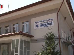 Ambulanţa Suceava intră în comă în maxim zece zile