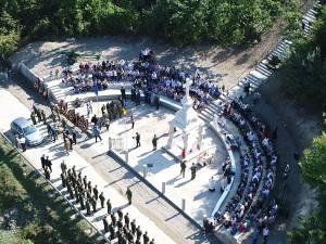 Comemorarea soldatului Ioan Grosaru, eroul înscris pentru eternitate în memoria colectivă