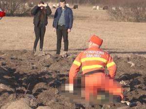 Un copilaş de 2 ani şi 4 luni a murit pe un câmp, după ce a petrecut o noapte în frig