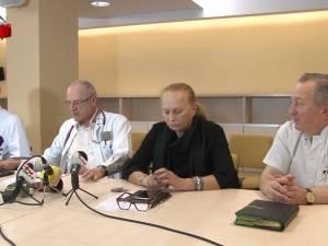 Ancheta în cazul pacientei cu peritonită, decedată în spital, a stabilit că cei opt medici care au examinat-o au acţionat corect
