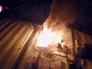 Pagube de peste 200.000 de euro în urma incendiului devastator de la biserica din Suha-Mălini