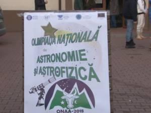 Olimpiada de Astronomie şi Astrofizică, de la Gura Humorului, a reunit elevi din 29 de judeţe