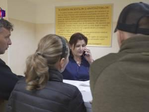 Val de viroze respiratorii la Unitatea de Primire a Urgențelor Suceava