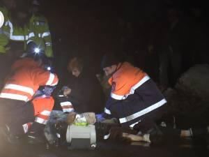 O femeie de 75 de ani și-a găsit sfârșitul într-un accident rutier