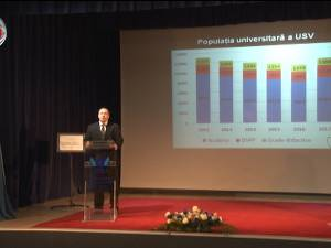 """Universitarii suceveni au sărbătorit 28 de ani de când Institutul de Subingineri a devenit Universitatea """"Ştefan ce Mare"""""""