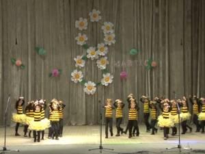 """""""Mărţişoare, Mărţişoare"""", oferite în dar de cei mai mici elevi de la Şcoala Gimnazială Nr.1 Suceava"""