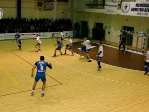 Universitatea încheie returul cu un meci important la Vaslui