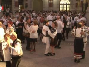 Gospodari din vatra Sucevei și din localități învecinate au petrecut la Balul Gospodarilor