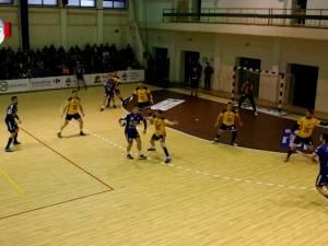 Universitarii joacă tot în deplasare şi runda a doua a play-out-ului, la Focşani