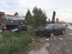 O femeie moartă şi încă şase răniţi, după accidente produse pe carosabil ud