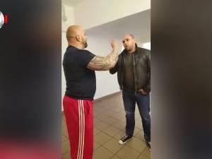 Agent de pază din Suceava, trimis în judecată pentru agresarea unui poliţist de la Acţiuni Speciale