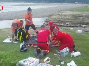 Două surori au murit înecate în râul Moldova