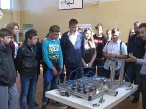 Proiecte și discuţii pentru dezvoltarea învăţământului profesional și dual la Suceava