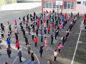 Ziua Europeană a Sportului Școlar, la Școala Gimnazială Nr. 4 Suceava