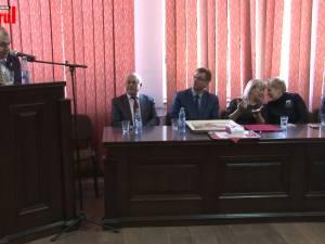 """Triplă sărbătoare, la Colegiul Naţional """"Mihai Eminescu"""""""
