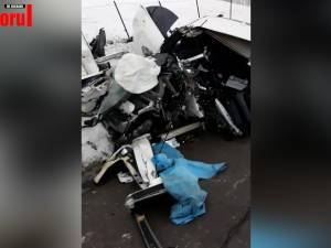 O tânără de 20 ani din Suceava a murit într-un groaznic accident, la Cluj Napoca