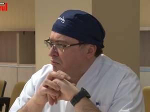"""Primul transplant de os """"străin"""" efectuat în Spitalul de Urgenţă Suceava"""