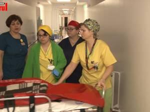 Secţia de Îngrijiri paliative, prima din Spitalul de Urgenţă Suceava în care toţi salariaţii sunt premiaţi pentru profesionalism