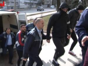 Ei sunt suspecţii furturilor din casele oamenilor de afaceri din Suceava