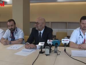 Schimbare de generaţii la Cardiologia Spitalului de Urgenţă Suceava