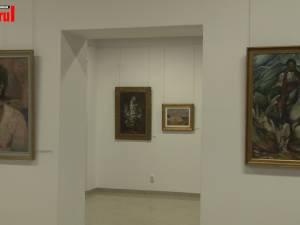"""Expoziţia """"Pagini de artă românească"""", """"un regal artistic"""", deschisă la Muzeul de Istorie"""