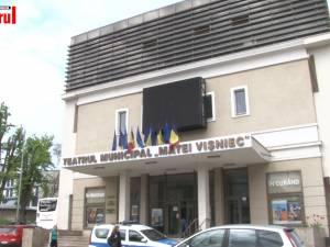 """Teatrul sucevean a pus în vânzare abonamente pentru Zilele Teatrului """"Matei Vişniec"""""""