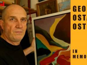 """Expoziţia de pictură """"In Memoriam George Ostafi OST"""", în cadrul Festivalului """"Lectora"""", ediția a VII-a, la Muzeul de Istorie"""