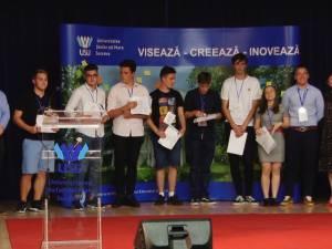 Proiecte inovatoare şi propuneri creative, la prima ediţie a Olimpiadei Naţionale de Creativitate Ştiinţifică