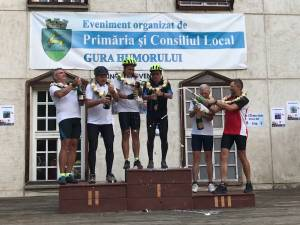2.272,27 de kilometri parcurși de humorenii care au făcut turul României pe biciclete