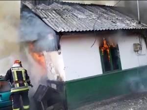 Incendiu Dorneşti