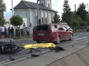 Accident Dumbrăveni