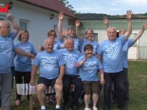 12 frați reuniți după mai bine de un deceniu, la Straja