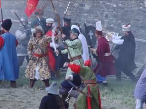 Mii de oameni s-au bucurat de atmosfera medievală recreată vreme de 4 zile în Cetatea de Scaun a lui Ştefan cel Mare