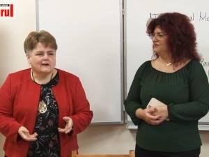 Elevi și profesori din Polonia, oaspeți la Școala Gimnazială Nr. 1 Suceava