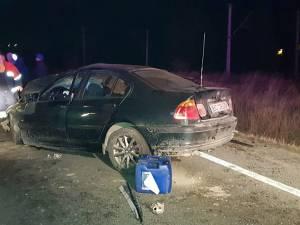 Doi tineri au murit după un cumplit accident rutier la Câmpulung Moldovenesc
