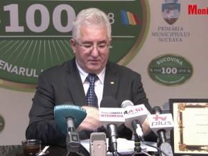 """Lungu: """"Proiecte de 85 mil. euro, demarate și implementate în Anul dezvoltării Municipiului Suceava"""""""