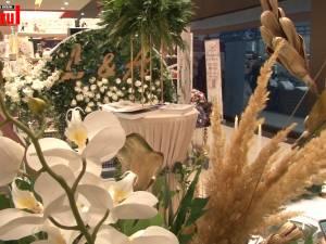 Surprize spectaculoase pentru viitorii miri, la târgul de nunţi Trend Mariaj de la Shopping City Suceava