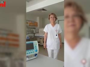 Spitalul Județean Suceava primește aparatură și echipamente medicale vitale medicilor și pacienților, prin intermediul Salvați Copiii