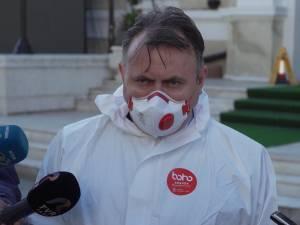 Ministrul Sănătății: Nimeni nu știe acum câți angajați ai Spitalului Suceava sunt bolnavi, câți valizi și câți lipsesc