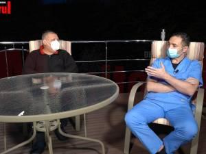 Spitalul Suceava va reveni la normal când cazurile de COVID nu vor mai depăși capacitatea de la Infecțioase și Pneumologie