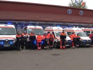 Moment de reculegere la Ambulanța Suceava, după al doilea ambulanțier decedat ca urmare a infectării cu COVID 19