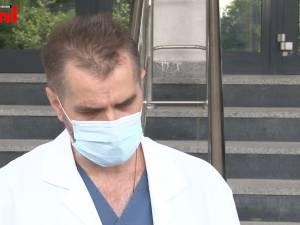"""Al doilea episod de Covid-19 al medicului Monica Terteliu, studiat de Institutul """"Matei Balș"""" 12.05 doamna doctor este un caz științific"""