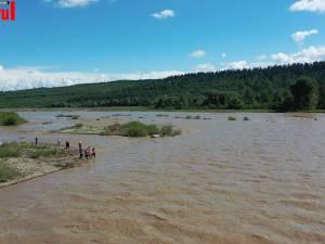 Femeie fugită de la Centrul de la Sasca, găsită moartă în râul Moldova