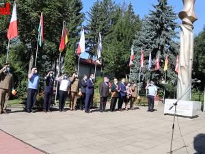 Ziua Imnului, sărbătorită la Suceava, cu mască, pe ritmuri de fanfară
