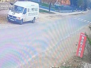 Imagini care surprind accidentul fatal pentru un pieton, la Verești